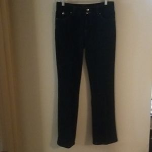 Faded Glory Authenic Denim Size 8 Bootcut Jeans